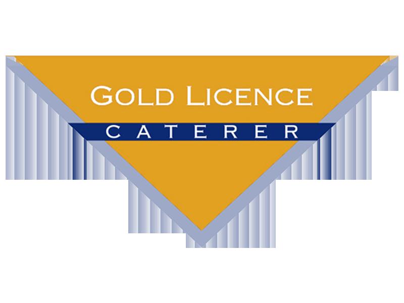 Gold Licence Caterer