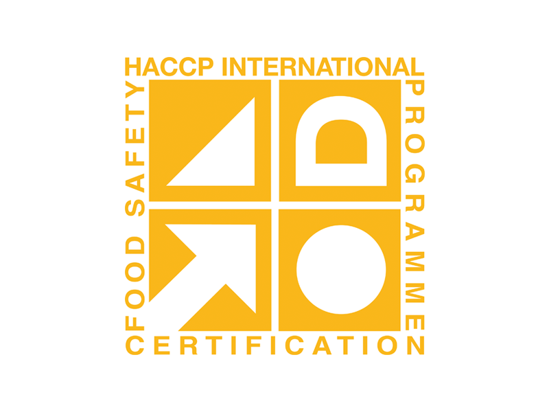 HACCP International Certified
